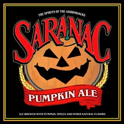 Pumpkin Beer | Saranac Pumpkin Ale