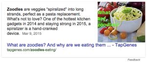 Google | Zoodles