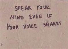speakyourmind