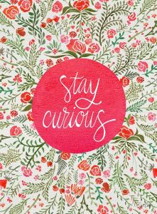 Stay Curious | Motivation Monday