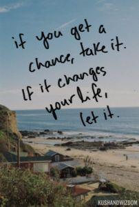 Let Change Happen