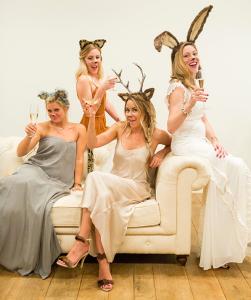 Lauren Conrad | Party Animals | DIY Halloween Costumes