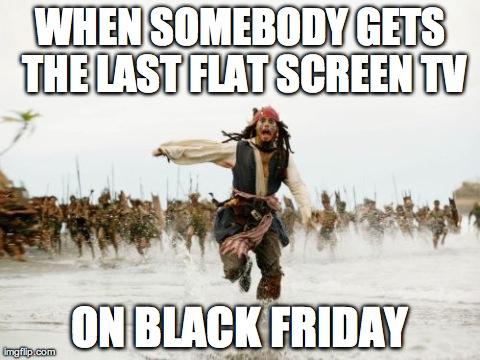 Black Friday Etiquette