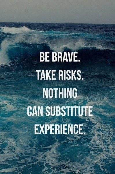 Motivation Monday | Inspirational Quotes | Travel | Basic Brook