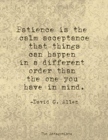 Motivation Monday | Inspirational Quotes | Patience