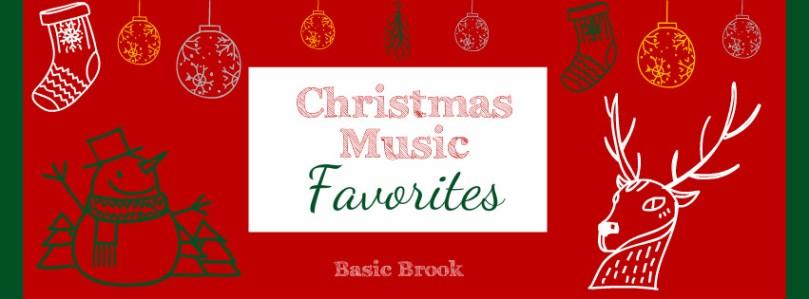 Christmas Music | Happy Holidays | Merry Christmas | Basic Brook
