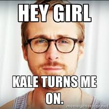 Ryan Gosling Kale Meme | Skincare Review | Lifestyle Blog | Basic Brook