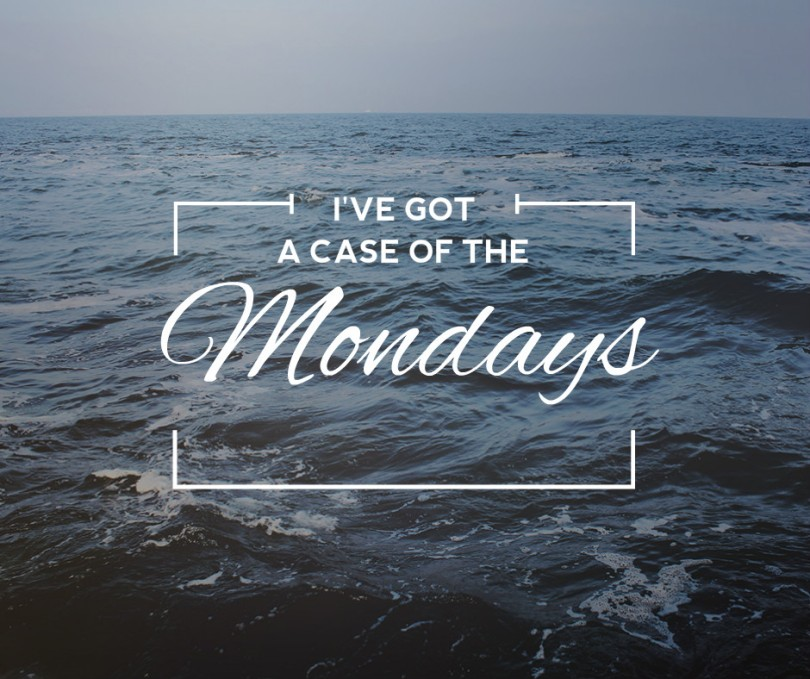 Motivation Monday | Case of the Mondays | Lifestyle Blog | Basic Brook
