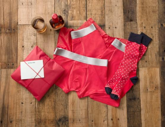 Men's Underwear | Valentine's Day Gift Ideas for Him | Lifestyle Blog | Basic Brook